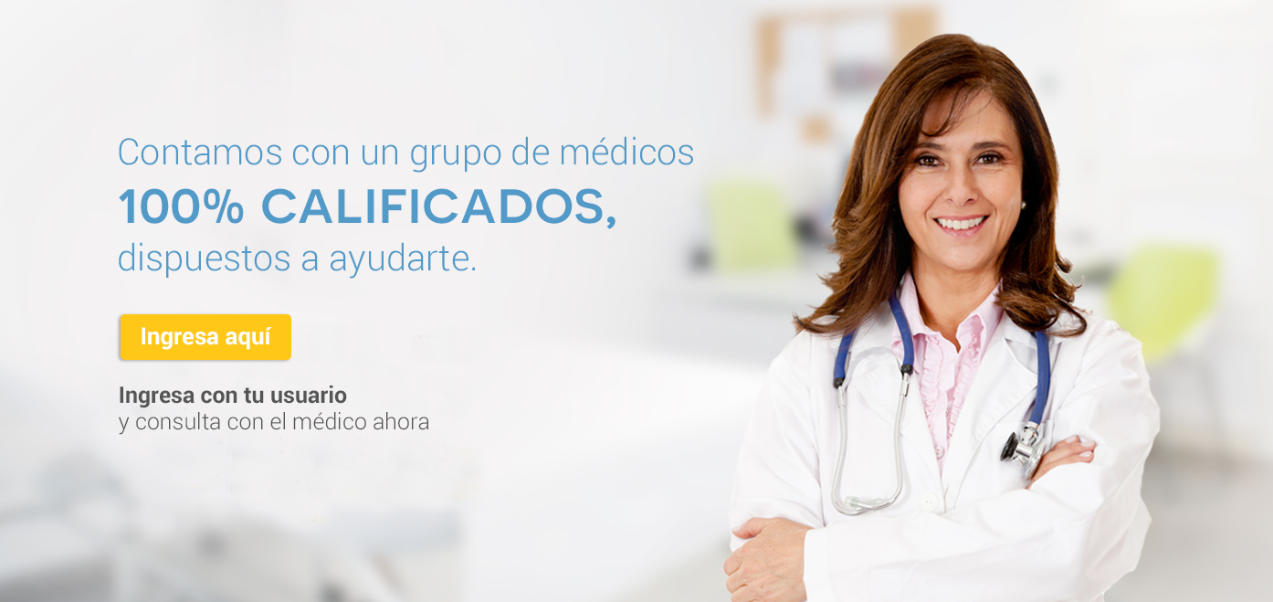 Doctores 100% Calificados